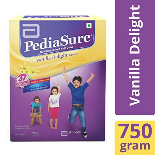 Abbott Pediasure Vanilla Refill Pack 750gm