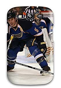 High Quality Shock Absorbing Case For Galaxy S3-st-louis-blues Hockey Nhl Louis Blues (69)
