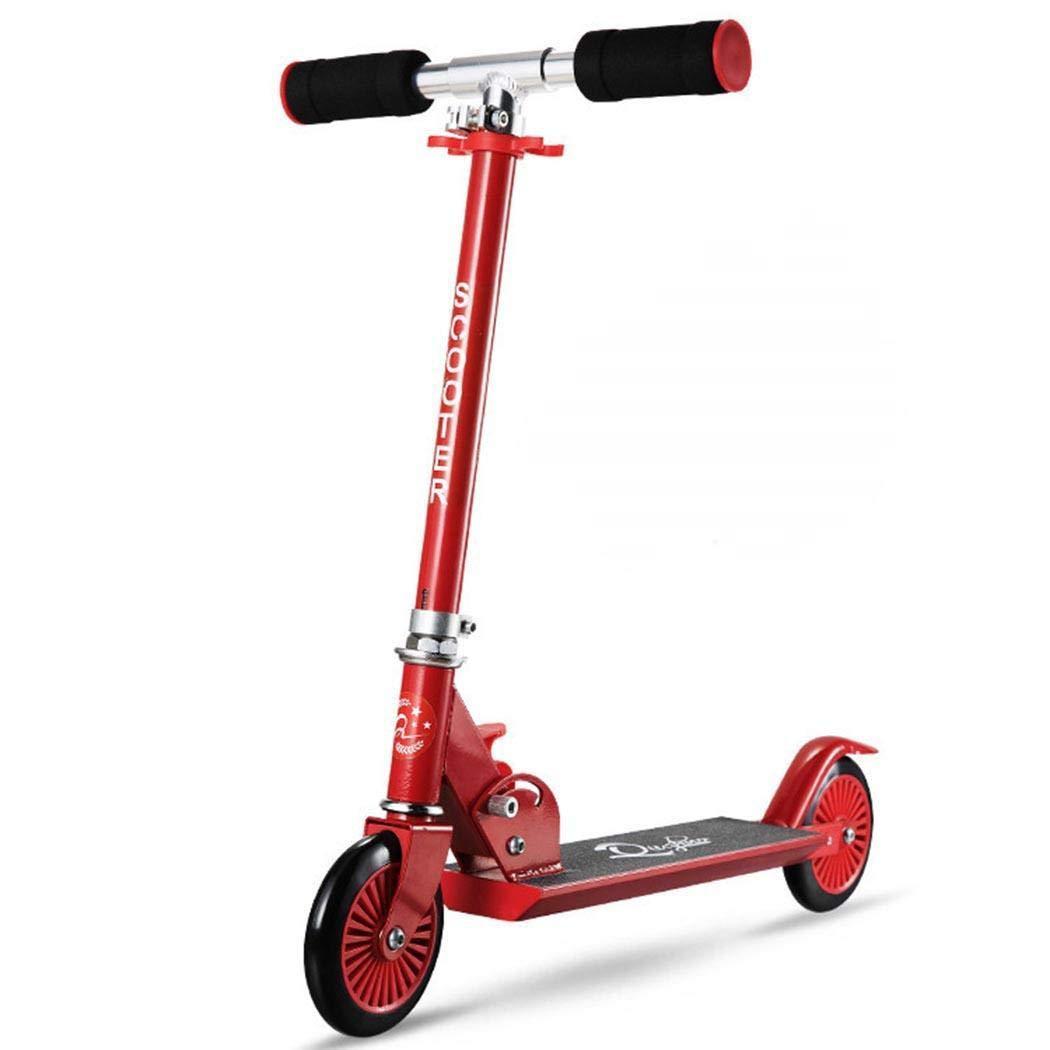XXH Nueva Aleación De Aluminio Kick Scooter Altura Ajustable ...