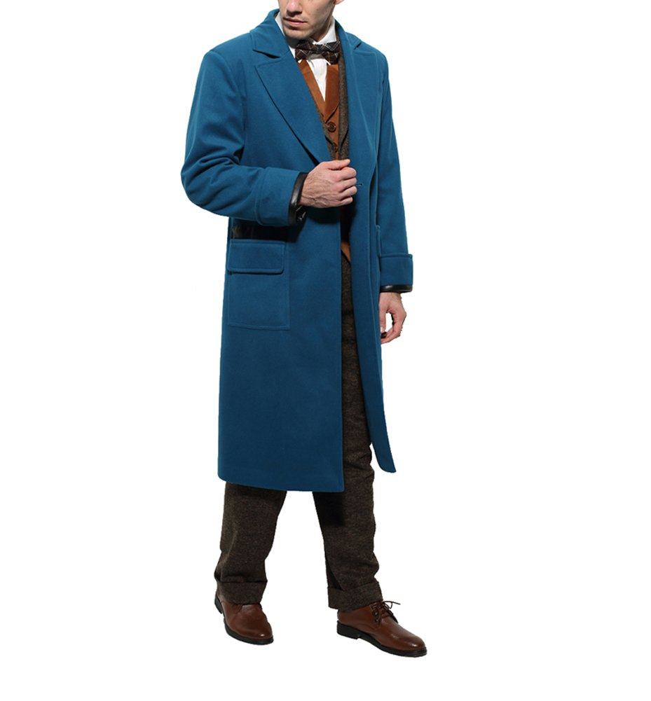 Ice Dream Winter Suits Men's Clothing Business Blazer Outfit Party Halloween Costume Made (Man-M) by Ice Dream (Image #2)