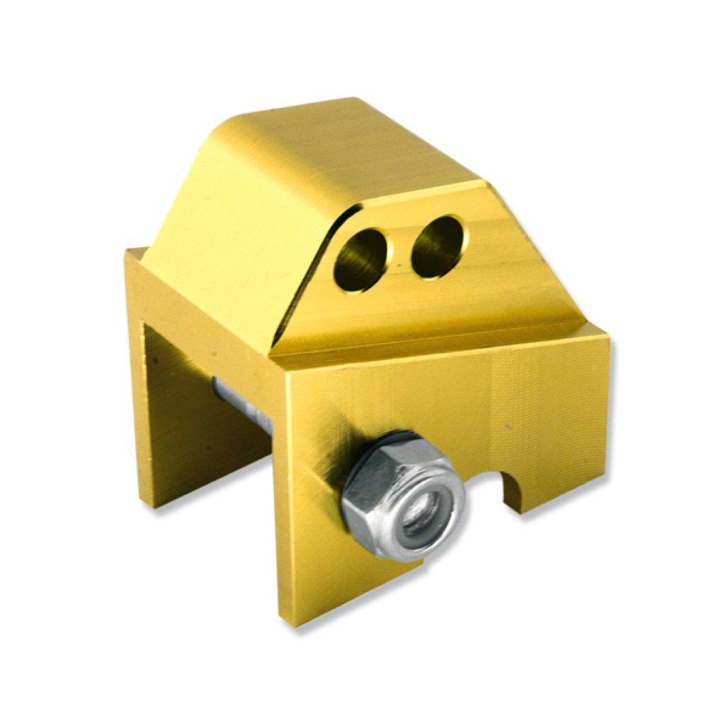 Vicma Shock Extender CNC de 2/Â/hole Adjustable Mounting/Â/-/Â/Carbon Look for
