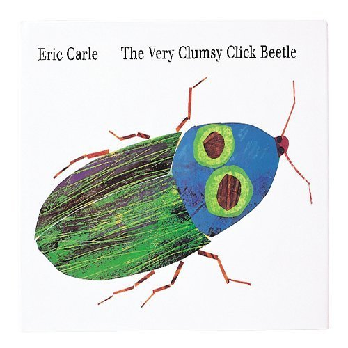 Eric Carle collection- The Very ClumsyクリックBeetle Book   B0035YAYF4