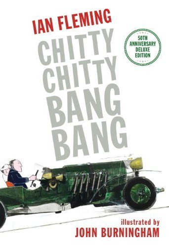 Chitty Chitty Bang Bang: The Magical Car by Fleming, Ian (2014) Hardcover (Chitty Chitty Bang Bang The Magical Car)