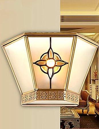 Amazon.com: qiuxi Simple fashion Wall lamp Wall Sconces Mini ...