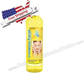 Colageno Facial Moisturizing Facial Spray/ Spray Facial Humectante