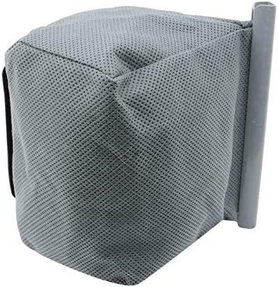 12 cm Limpiador Lavable Bolsa de Tela Reutilizable aspiraci/ón de Polvo no Tejidas Bolsas para aspiradoras Bolsa Feewerain Universales 13
