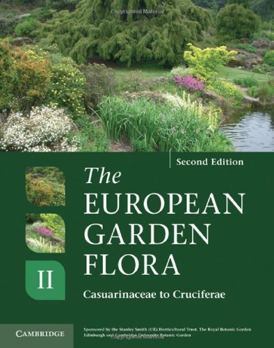 The European Garden Flora Flowering Plants: A Manual, used for sale  Delivered anywhere in Canada