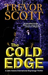 The Cold Edge (A Jake Adams International Espionage Thriller Series Book 6)