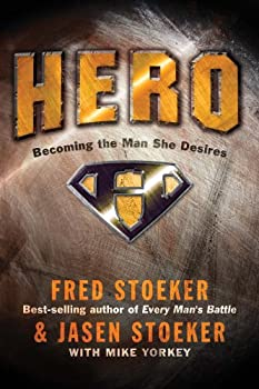 Hero: Becoming The Man She Desires 1400071097 Book Cover