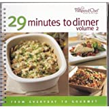 Cookbooks: The Pampered Chef 29 Minutes to Dinner, Volume 2