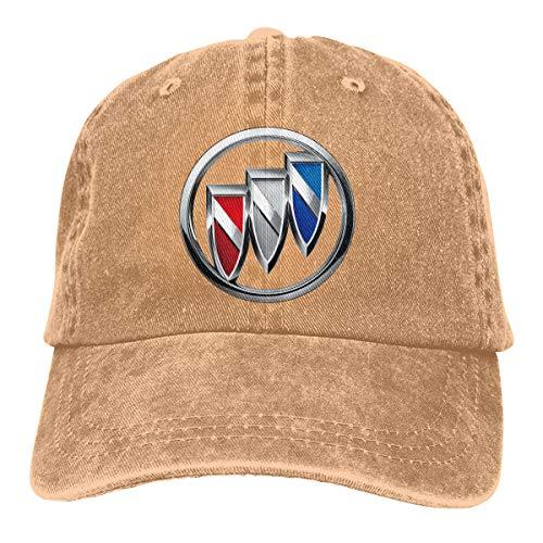 Hengteng Customized Printing Comfortable Dad-Hat Buick Logo Cool Baseball-Cap