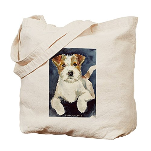 CafePress Unique Design Jack Russell Terrier 2 Tote Bag - Standard by CafePress