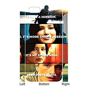 Custom Your Own Unique Movie The Hunger Games iphone 4/4s iphone 4/4s Cover Snap on Hunger Games iphone 4/4s iphone 4/4s Case