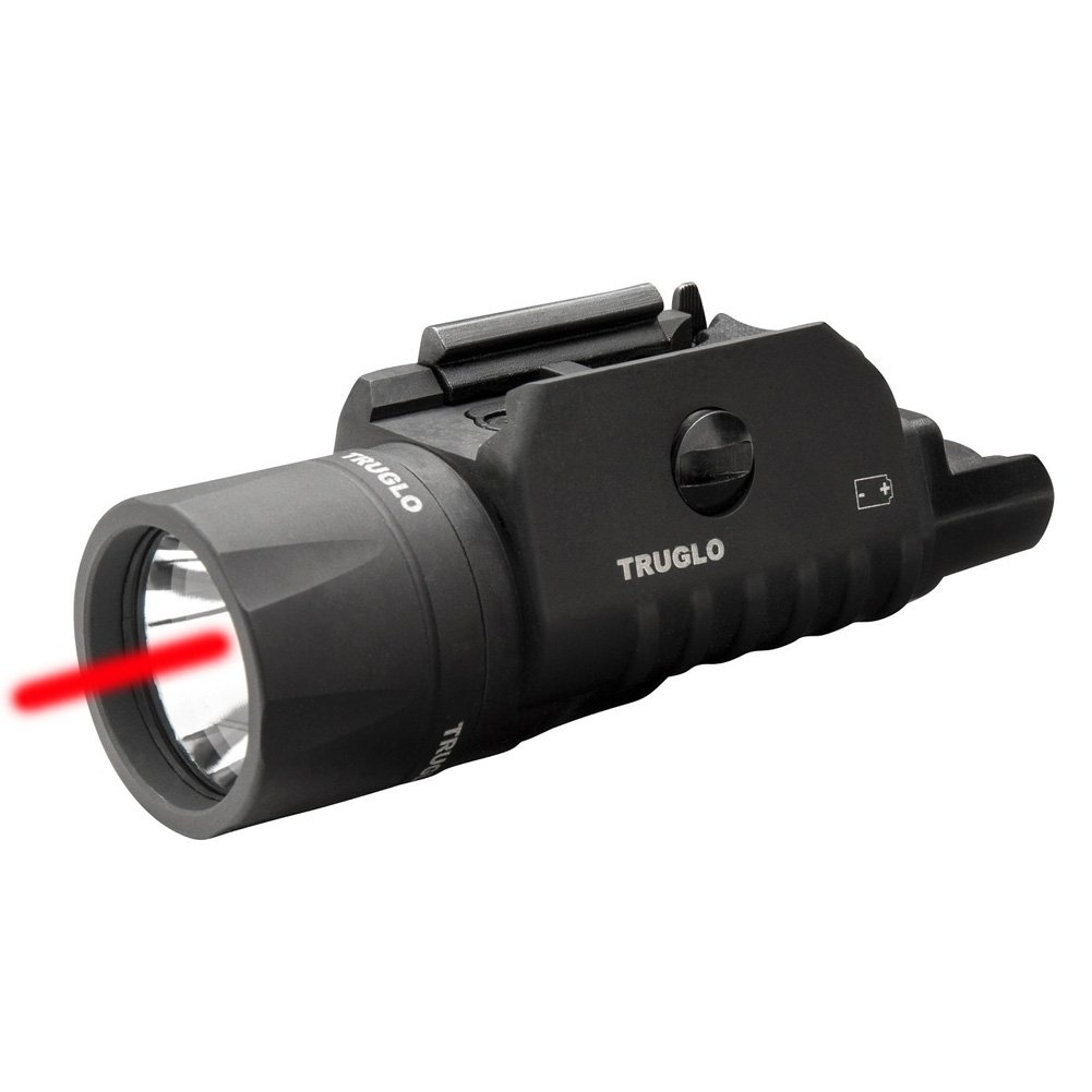 TRUGLO TRUPoint Laser/Light Combo, Red by TRUGLO