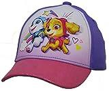 Nickelodeon Girls' Paw Patrol Cotton Baseball Cap Hat - Toddler 2-5 [6014]