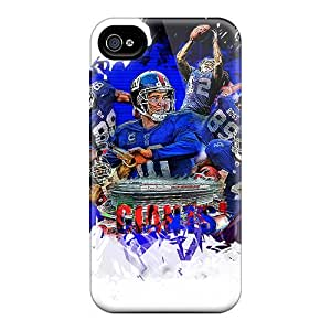 New Shockproof New York Giants Protection Cases Covers For Iphone 4/4s/cases Covers