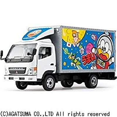 AGATSUMA Diamond pet DK-5122 Umaibo truck Japan used like new