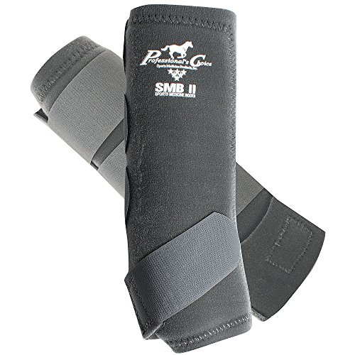 - Professionals Choice Boots Sports Medicine Boots S Charcoal SMBII