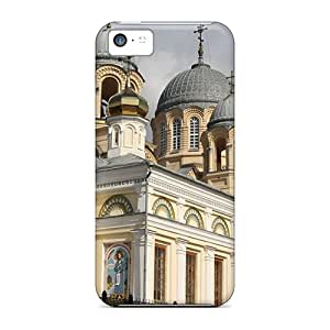 Fashionable Hvk33062fKIR Iphone 5c Cases Covers For Holy Cross Cathedral In Boston Protective Cases
