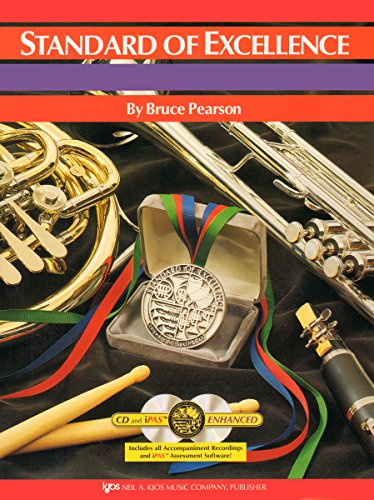 PW21EK - Standard of Excellence Book 1 - Enhancer Kit (2 CDs) for All Instruments