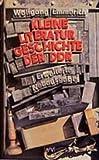 Kleine Literaturgeschichte der DDR: Erweiterte Neuausgabe