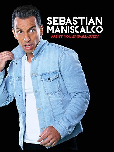 Sebastian Maniscalco - Aren't You Embarrassed? (Best American Stand Up Comedians)