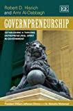 img - for Governpreneurship: Establishing a Thriving Entrepreneurial Spirit in Government book / textbook / text book