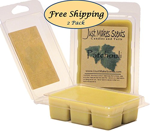 Just Makes Scents 2 Pack - Patchouli Scented Wax Melts