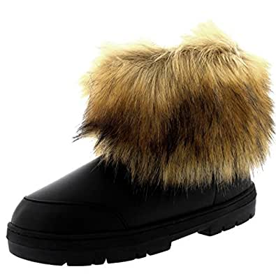 Amazon.com | Womens Mid Calf Short Eskimo Waterproof