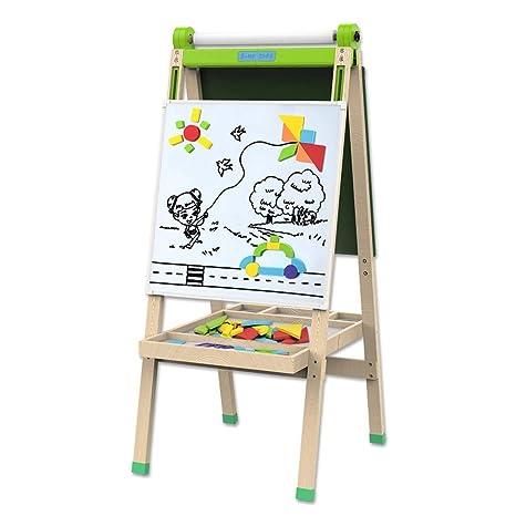 Pizarra infantil, Caballete de para niños, Tablero de dibujo ...