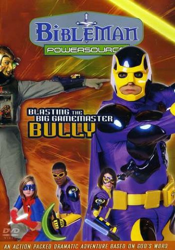 Dvd Bully (Bibleman-Powersource-Blasting the Big Gamemaster Bully)