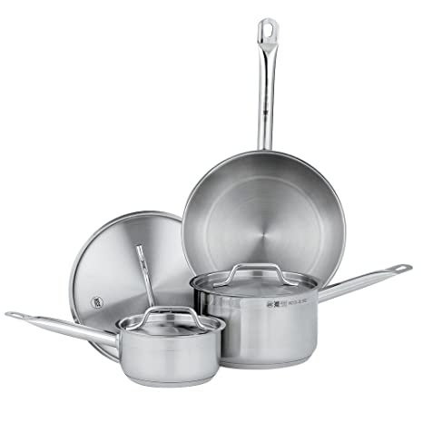 Amazon.com: vollrath (3820) Optio 6 piezas Utensilios de ...