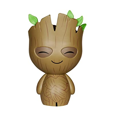 Funko Dorbz: Guardians Of The Galaxy Groot Action Figure: Funko Dorbz:: Toys & Games