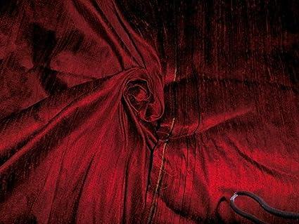 100/% SILK DUPION FABRIC 54 inch wide Handloom 6 Colours Dress Weddings Curtains