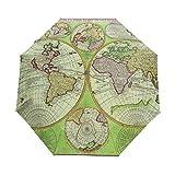 Vintage Old World Map Lightwei