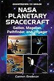 NASA Planetary Spacecraft, Carmen Bredeson, 0766013030