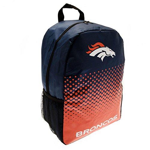 Denver Broncos Rucksack - NFL Football Fanartikel Fanshop