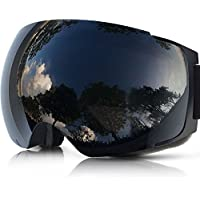 ZIONOR X4 Ski Snowboard Snow Goggles for Men & Women
