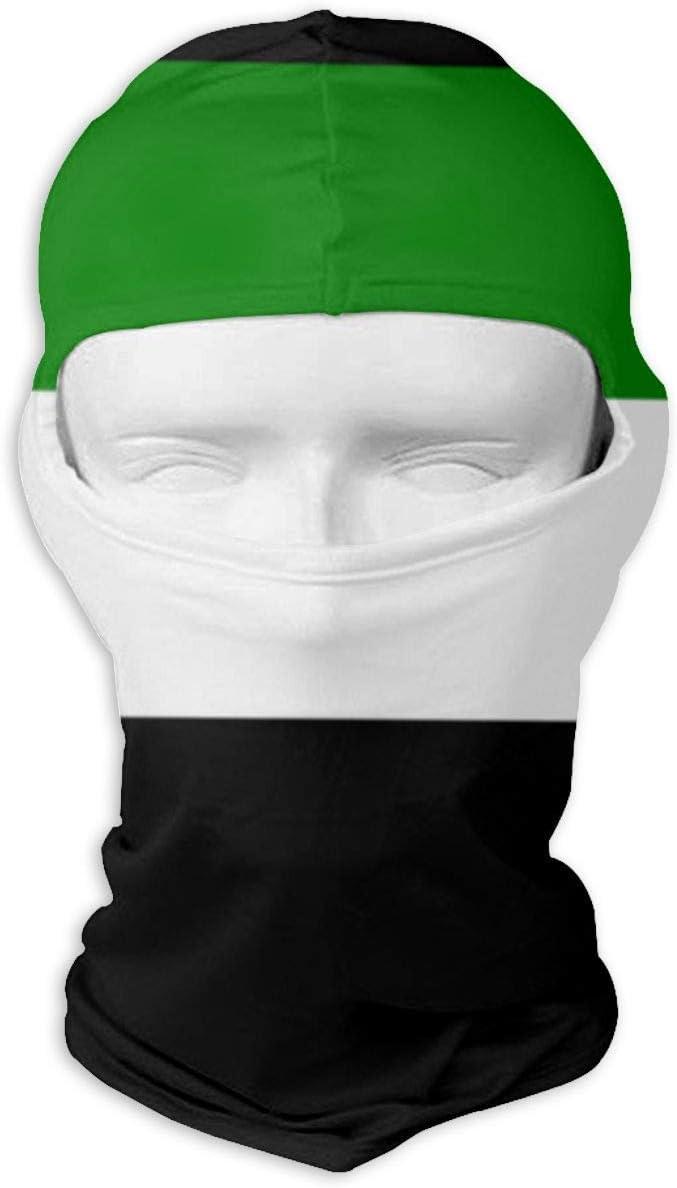 Wfispiy Bandera de los Emiratos Árabes Unidos Bufanda para el cabello al aire libre mágica Bandana sin costura Múltiples usos