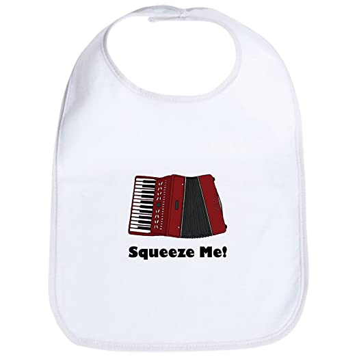 1c206e546 Amazon.com: CafePress - Accordion Squeeze Box Bib - Cute Cloth Baby ...