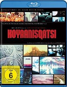 Koyaanisqatsi [Alemania] [Blu-ray]