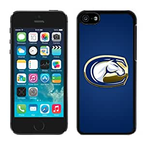 Beautiful Designed With NCAA Big Sky Conference Football UC Davis Aggies 1 Protective Cell Phone Hardshell Cover Case For iPhone 5C Phone Case White