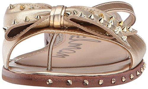 Sam Edelman Women's Dariel Sandal Molten Gold/Metallic Leather r9w3tkh