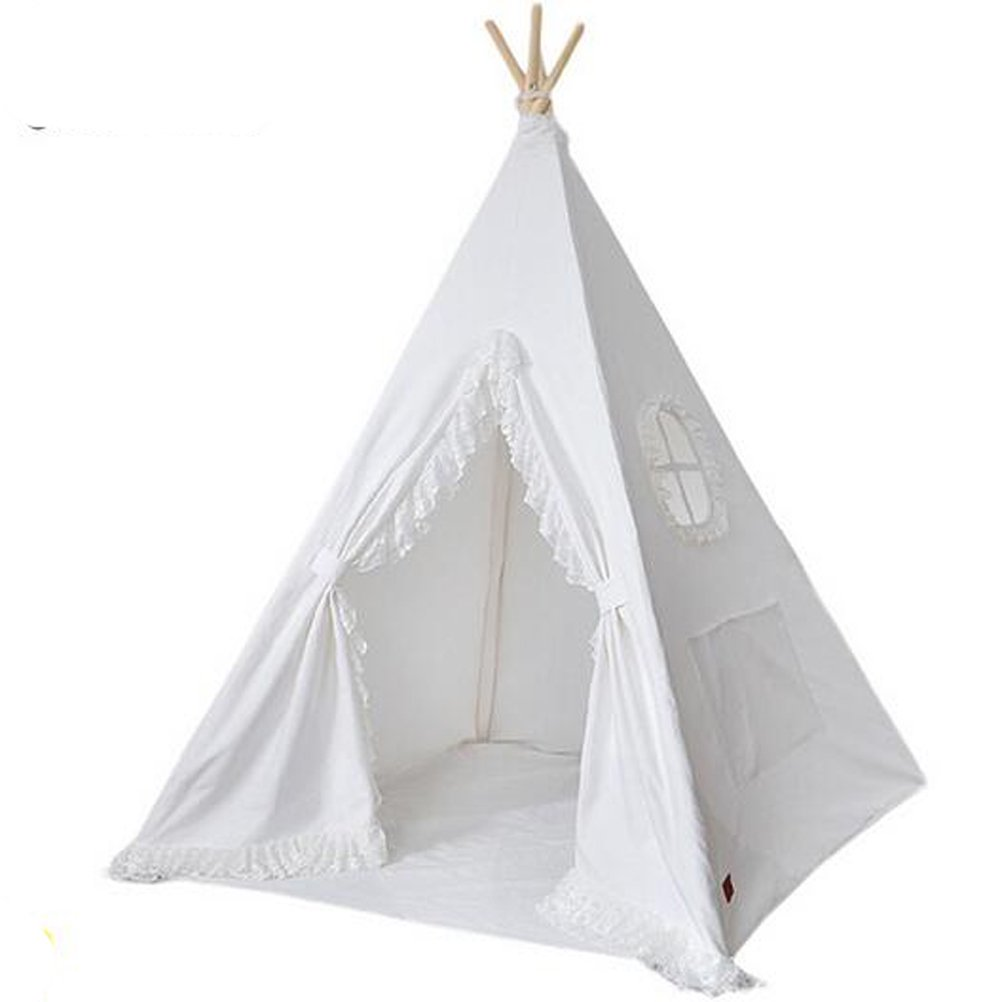 Free Love @Pure white lesi design children game room kids play house kids play tent Teepee by FREE LOVE (Image #3)