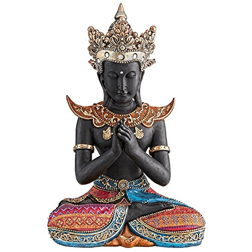 Design Toscano Thai Sukhothai Buddha Asian Statue