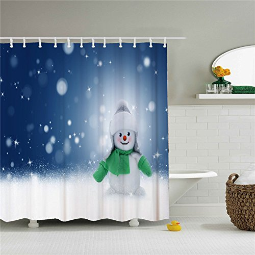 ColorfulShower Curtain Prime Size 69 by 84 - Monroe Macy