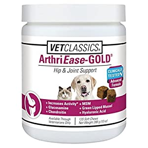 Arthriease-Gold Soft Chews 120 count