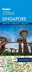 Compact and affordable, Fodor's 25 Best Singapore is a great travel guide for those who want an easy-to-pack guidebook and map to one of the most exciting cities in southern Malaysia.Fodor's 25 Best Guides offer highlights of major city desti...