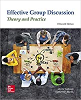 Effective Group Discussion: Theory and Practice, 15th Edition Front Cover
