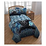 Marvel Black Panther Twin Comforter and Sheet Set